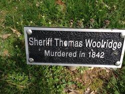 Sheriff Thomas Wooldridge | Dubois County Sheriff's Department, Indiana