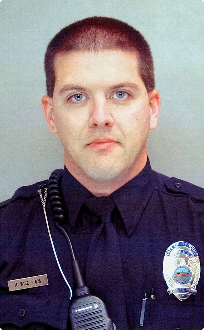 Police Officer Michael Harry Wise, II | Reading Police Department, Pennsylvania