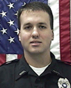 Patrol Officer Trey Michael Hutchison | Bossier City Police Department, Louisiana
