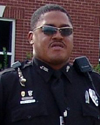 Patrolman Thomas Drumane Catchings | Jackson Police Department, Mississippi