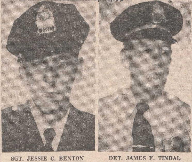 Sergeant Jessie C. Benton | Charleston Police Department, South Carolina