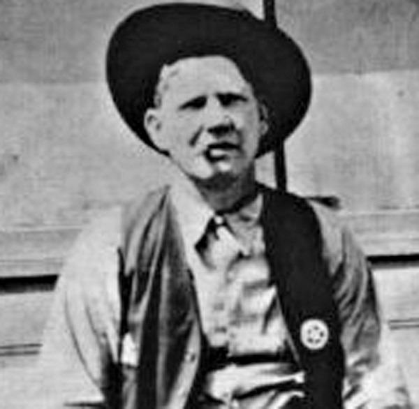 Deputy Sheriff James Sam Shelley | Osage County Sheriff's Office, Oklahoma