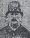 Patrolman W. Edwin Miller | Memphis Police Department, Tennessee