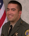 Deputy Sheriff Kevin Eugene Elium | Tulare County Sheriff's Office, California