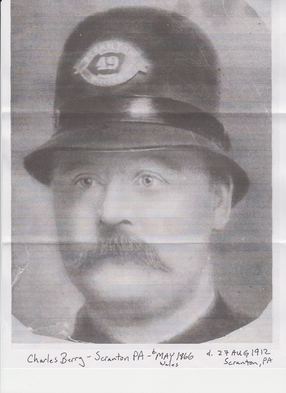 Patrolman Charles Berry | Scranton Police Department, Pennsylvania