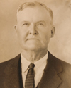 Chief of Police Homer Moss   Madill Police Department, Oklahoma
