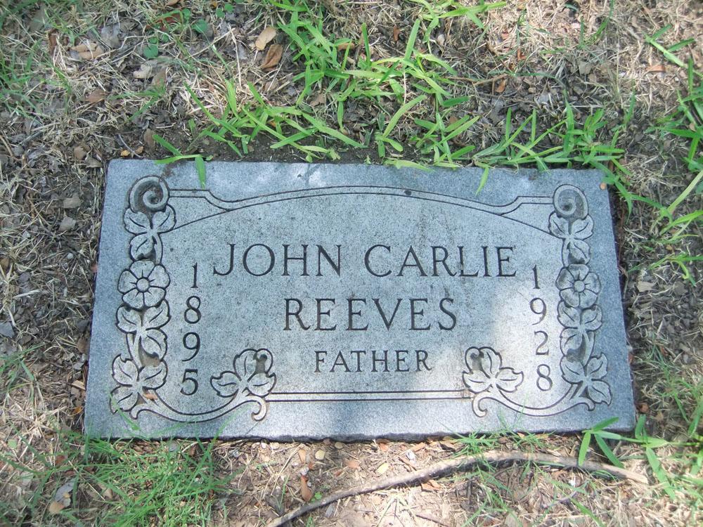 Deputy Sheriff John Carlie Reeves | Henderson County Sheriff's Department, Texas