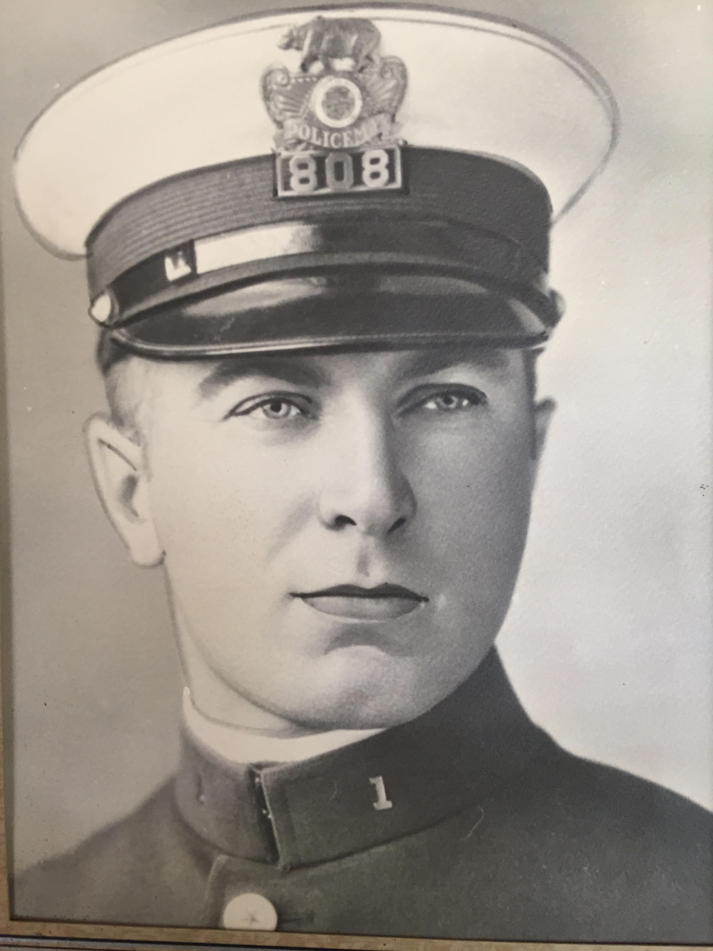 Policeman Earl John Bickel | Los Angeles Police Department, California