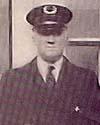 Night Marshal Elmer James Lennon | Postville Police Department, Iowa