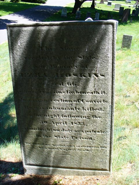 Guard Ezra Hoskins   Connecticut Department of Correction, Connecticut