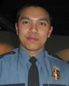 Police Officer Joselito Alvarez Barber | Seattle Police Department, Washington