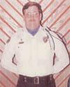 Patrolman Bobby Joe Biggert | Jackson Police Department, Mississippi