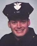 Police Officer Jonathan James
