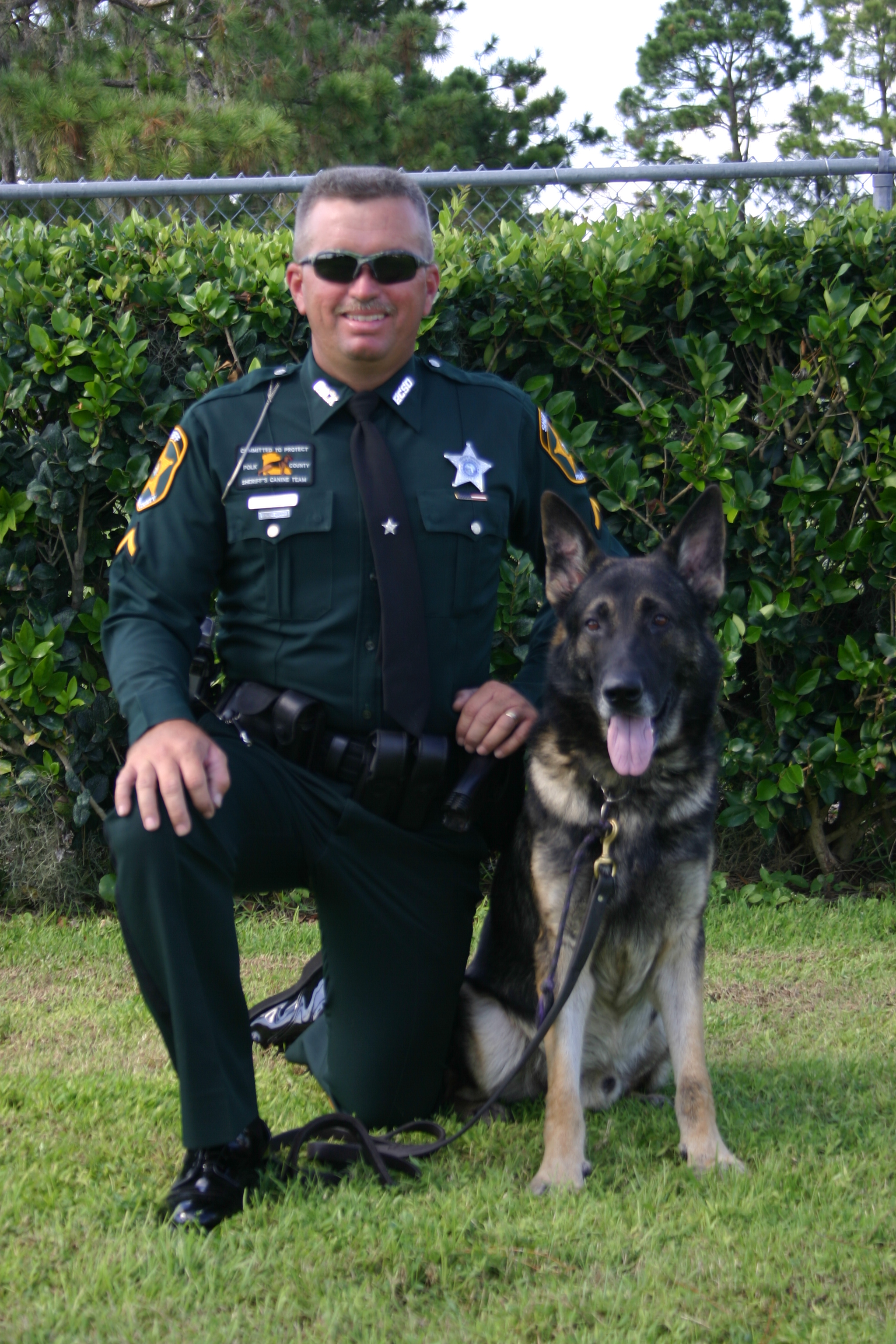 Deputy Sheriff Vernon Matthew Williams | Polk County Sheriff's Office, Florida