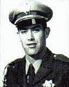 Officer Edward A. Parker, III   California Highway Patrol, California