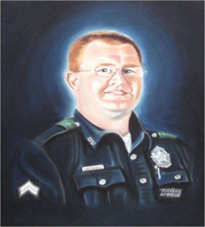 Senior Corporal Mark Timothy Nix | Dallas Police Department, Texas