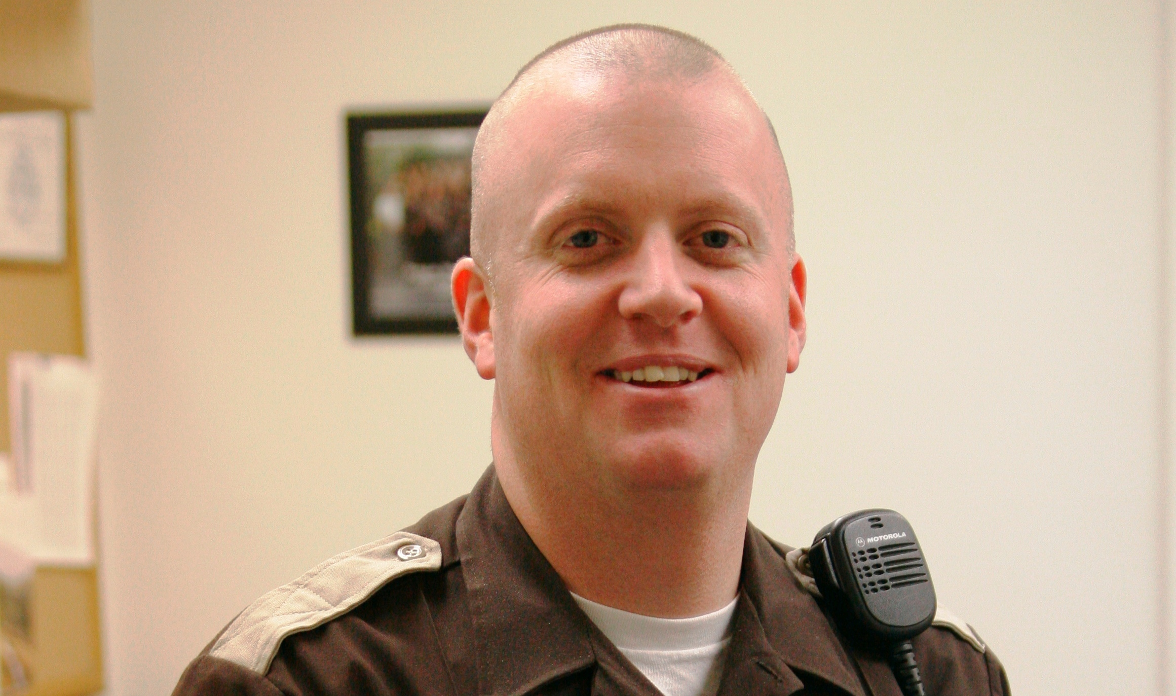 Deputy Kelly James Fredinburg | Marion County Sheriff's Office, Oregon