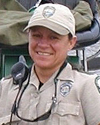 Wildlife officer michelle a lawless florida fish and for Florida fish and wildlife officer