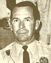 Police Officer Bernard Trevor Lankford   Richlands Police Department, Virginia