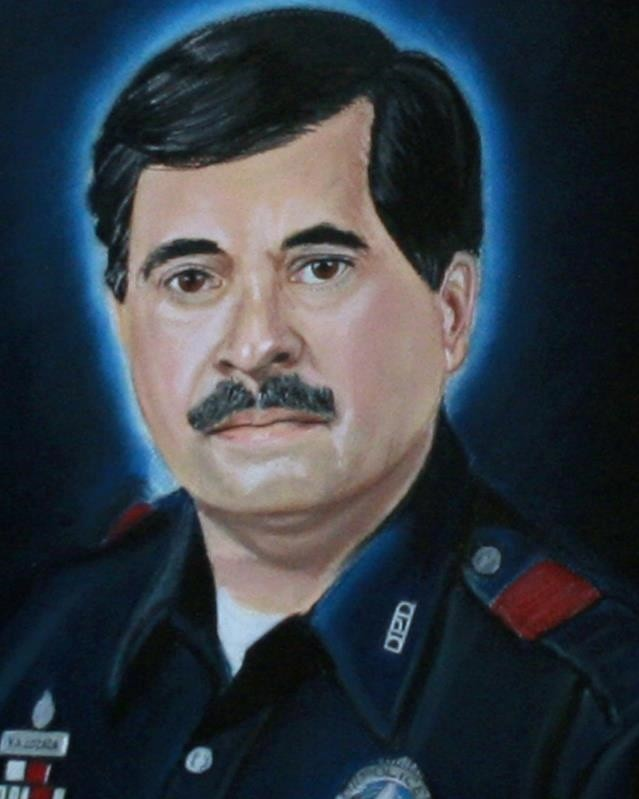 Senior Corporal Victor Antonio Lozada, Sr. | Dallas Police Department, Texas