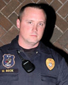 Police Officer Mark A. Beck | Baton Rouge Police Department, Louisiana