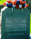 Special Policeman Joseph Antone Sigler | Bulpitt Police Department, Illinois