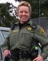 Deputy Sheriff Anne Marie Jackson   Skagit County Sheriff's Office, Washington