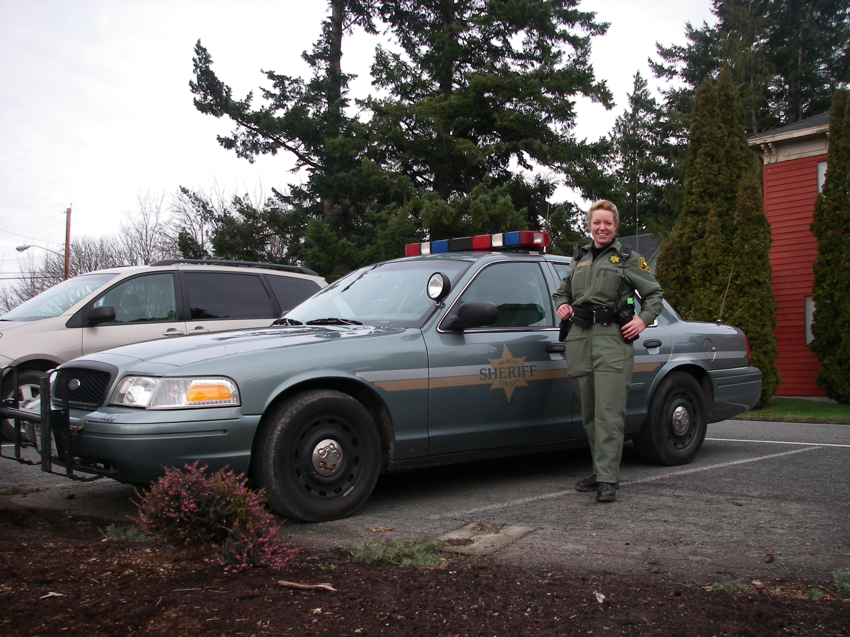 Deputy Sheriff Anne Marie Jackson | Skagit County Sheriff's Office, Washington