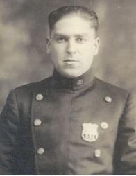 Patrolman Harry Blumburg | New York City Police Department, New York
