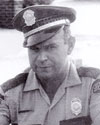 Sheriff James A. Dickey   McNairy County Sheriff's Department, Tennessee