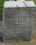 Railroad Detective William A. Daly | Chicago and Alton Railroad Police Department, Railroad Police