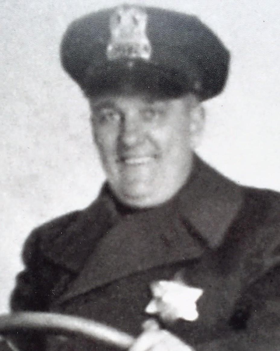 Patrolman Dennis F. Collins   Chicago Police Department, Illinois