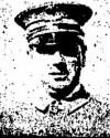 Patrolman Frederick G. Mercer   Metropolitan Police Department, Massachusetts