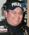 Police Officer Merrill Bruguier   Cheyenne River Sioux Tribal Police Department, Tribal Police