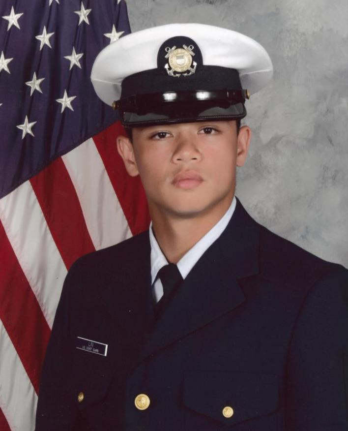 Petty Officer Shaun Michael Lin   United States Coast Guard Office of Law Enforcement, U.S. Government