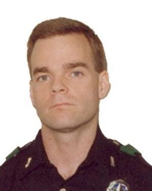 Police Officer Kevin Paul Marceau   Dallas Police Department, Texas