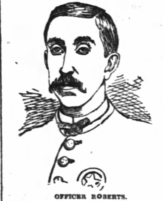Patrolman George E. Roberts | Louisville Police Department, Kentucky