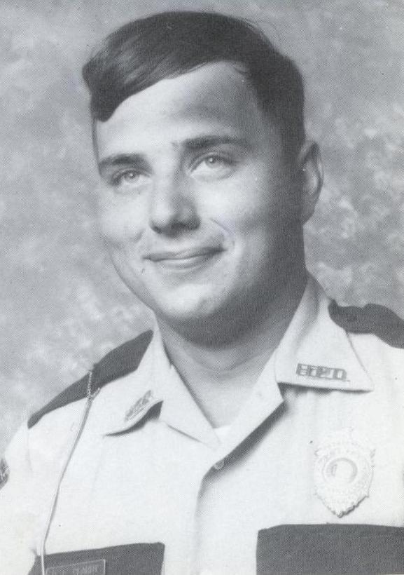 Police Officer Billy Fred Clardy, Jr. | Huntsville Police Department, Alabama