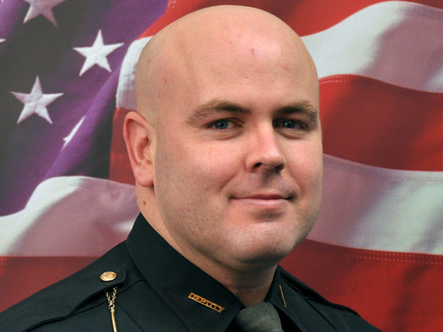 Sergeant Brian Scott Dulle | Warren County Sheriff's Office, Ohio