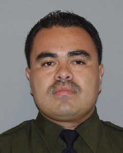 Border Patrol Agent Hector R. Clark | United States Department of Homeland Security - Customs and Border Protection - United States Border Patrol, U.S. Government
