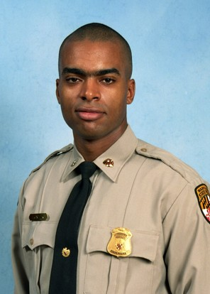 Trooper First Class Shaft Sidney Hunter | Maryland State Police, Maryland