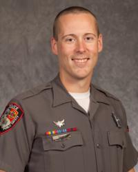 Master Patrolman Jefferson Taylor | Riverside Police Division, Missouri