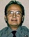 Sergeant Darrell Cervandez Curley   Navajo Division of Public Safety, Tribal Police