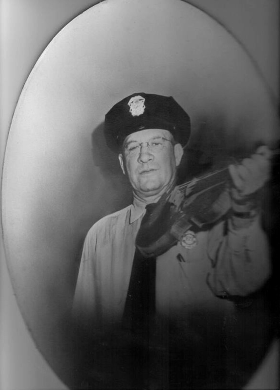 Police Officer Edward O'Brien Pursell | Pensacola Police Department, Florida