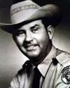 Deputy Sheriff Dell Walker Bowers, Jr. | Val Verde County Sheriff's Office, Texas