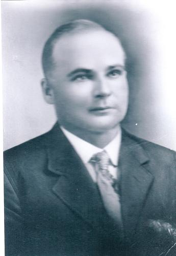 Night Marshal James Ira Ricketson | Douglas Police Department, Georgia