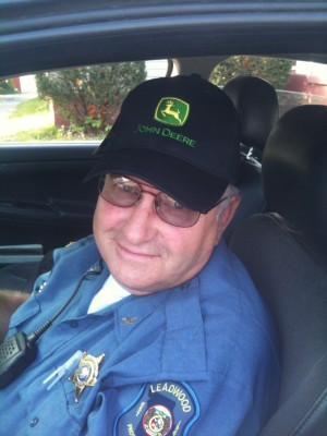 Chief of Police Jerry E. Hicks, Sr. | Leadwood Police Department, Missouri