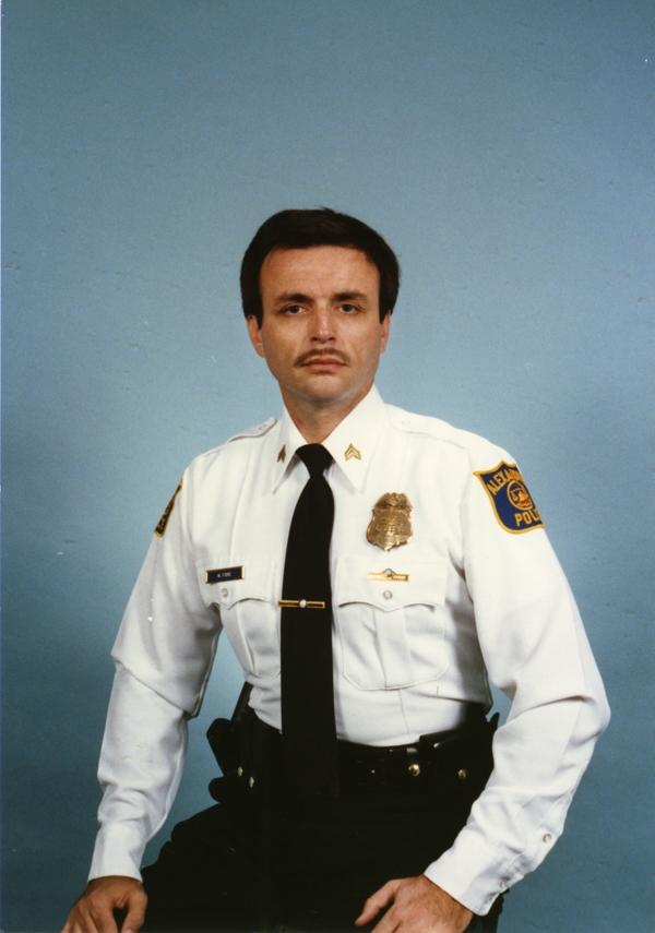 Sergeant Morton