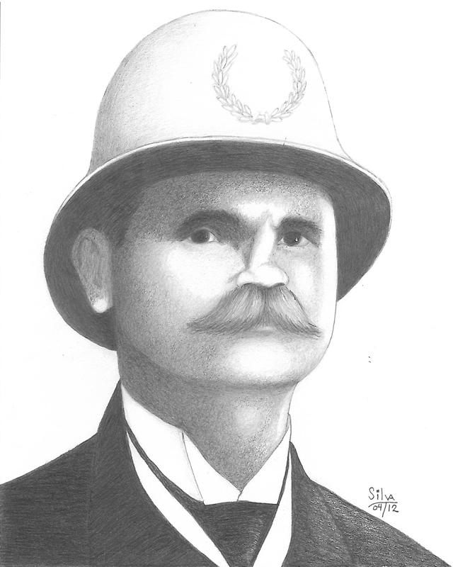 Patrolman Samuel Charles Carpenter   Denver Police Department, Colorado