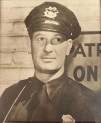 Patrolman Robert Donald Leigh | Cincinnati Police Department, Ohio